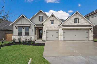 San Marcos Single Family Home For Sale: 512 Academy Oaks Dr