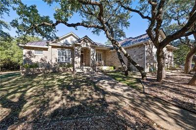 Dripping Springs Single Family Home Pending - Taking Backups: 606 Saddlehorn Dr