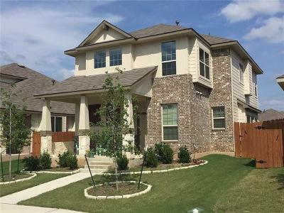 Leander Single Family Home Active Contingent: 356 S Brook Dr
