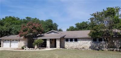 Wimberley Single Family Home Pending - Taking Backups: 40 La Buena Vista Dr