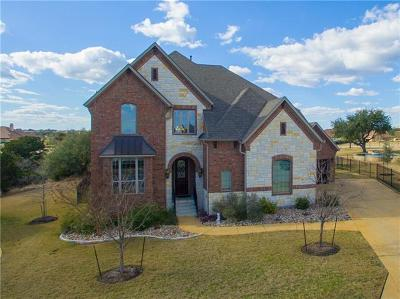 Leander Single Family Home Pending - Taking Backups: 2433 Legend Trl