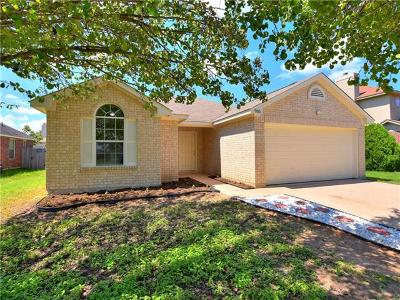 Leander Single Family Home For Sale: 705 Camino Real Dr