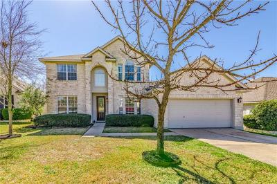 Pflugerville Single Family Home Pending - Taking Backups: 2225 Speidel Dr