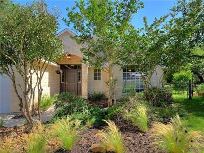 Wimberley TX Single Family Home Active Contingent: $249,700