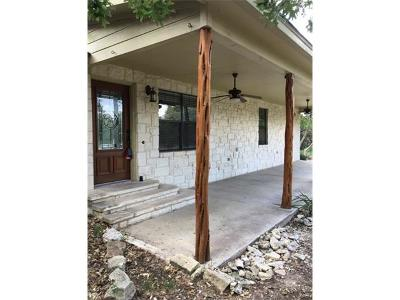 Wimberley Single Family Home For Sale: 20 La Toya Trl