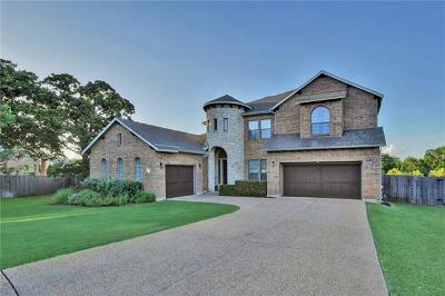Round Rock Single Family Home Pending - Taking Backups: 3313 Alexandrite Way