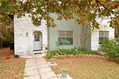 Bastrop County Single Family Home Pending - Taking Backups: 141 Pine View Loop