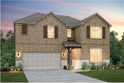 Pflugerville Single Family Home For Sale: 3614 Thunian Pass