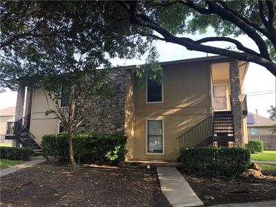 Austin Condo/Townhouse For Sale: 10616 Mellow Meadows Dr #30C
