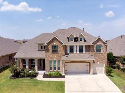 Pflugerville Single Family Home For Sale: 3020 Misty Shore Ln