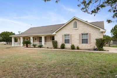 Single Family Home For Sale: 1855 County Road 262