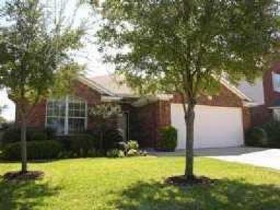 Round Rock Single Family Home For Sale: 8806 Priest River Dr