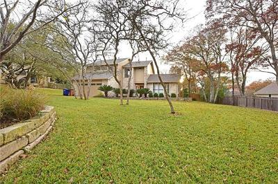 Travis County Single Family Home For Sale: 1502 Silverado Cir