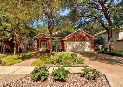 Buda Single Family Home Pending - Taking Backups: 156 Salle Ave
