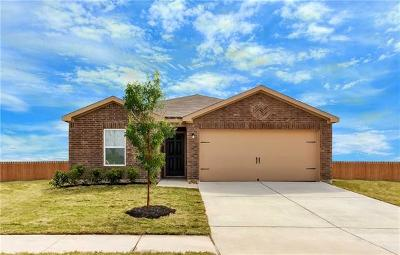 Liberty Hill Single Family Home For Sale: 121 Continental Ave