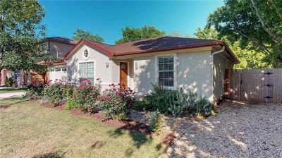 Single Family Home For Sale: 10303 Aspen St