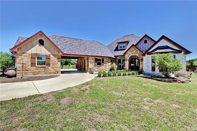 Dripping Springs Single Family Home For Sale: 617 Chama Trce