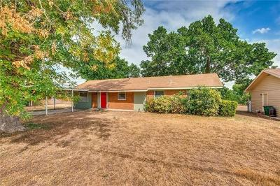 Austin Single Family Home For Sale: 8807 Leisure Dr