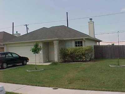 Round Rock Rental For Rent: 1618 Cottonwood Ct