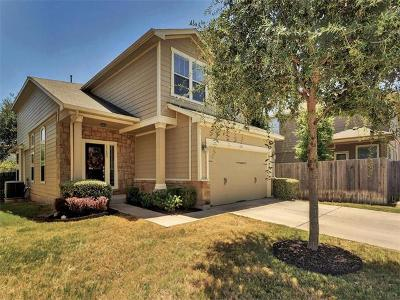 Austin Single Family Home Pending - Taking Backups: 13609 Pine Warbler Dr