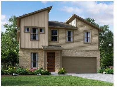 Travis County Single Family Home For Sale: 3808 Bristole Motora Pass