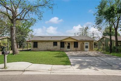 San Marcos Single Family Home For Sale: 1303 Haynes St