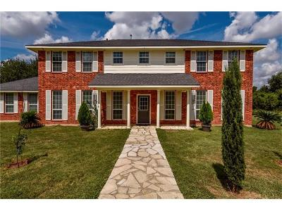 Georgetown TX Single Family Home For Sale: $485,000