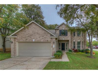 Buda, Kyle Single Family Home For Sale: 371 Middle Creek Dr