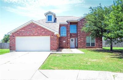 Lockhart Single Family Home For Sale: 1613 Bluebell Cir