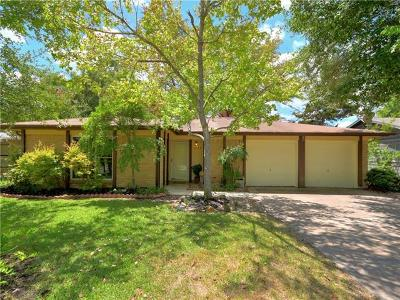 Austin Single Family Home For Sale: 2603 Steck Ave