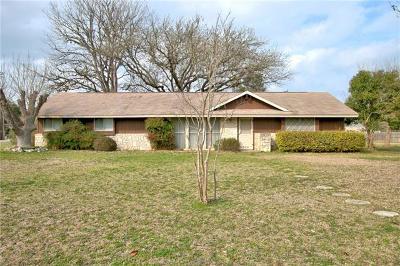 Canyon Lake Single Family Home For Sale: 518 Live Fls