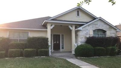 Pflugerville Single Family Home For Sale: 18112 Mammoth Cave