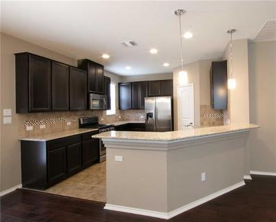 Cedar Park Rental For Rent: 404 Buttercup Creek Blvd #46