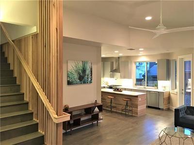Austin Single Family Home Pending - Taking Backups: 2503 Del Curto Rd #B
