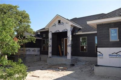New Braunfels Single Family Home Pending: 1512 Imbuto