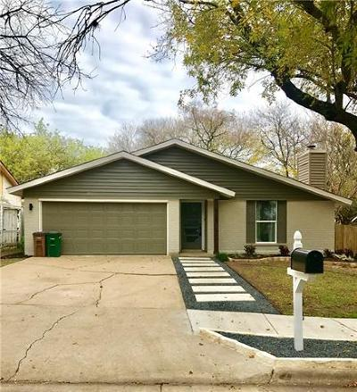 Single Family Home For Sale: 108 Cloudview Dr
