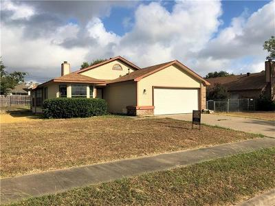 Killeen Single Family Home For Sale: 3211 Green Valley Dr