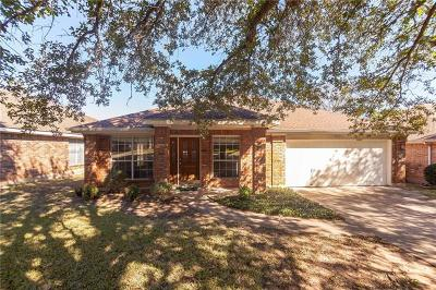 Austin Single Family Home Pending - Taking Backups: 6435 Old Harbor Ln