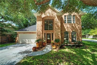 Cedar Park Single Family Home For Sale: 1725 Juniper Ridge Loop