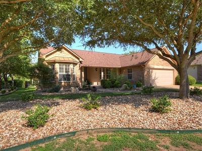 Georgetown Single Family Home For Sale: 133 Ruellia Dr