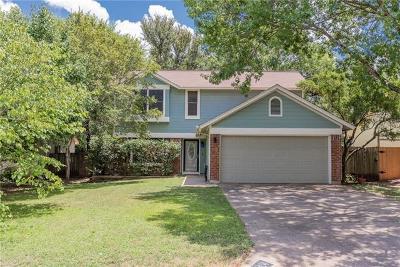 Cedar Park Single Family Home For Sale: 1404 Piney Creek Ln