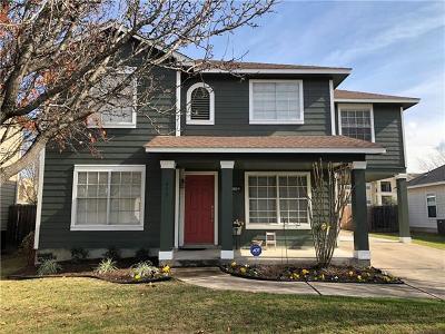 Buda Single Family Home Pending - Taking Backups: 413 Tobin Dr