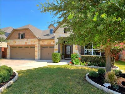 Austin Single Family Home For Sale: 409 Highland Horizon