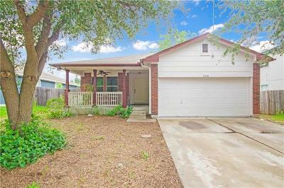 Austin TX Single Family Home For Sale: $180,000