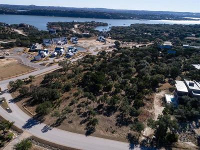 Reserve A Lake Travis, Reserve At Lake Travis, Reserve At Lake Travis Rev Residential Lots & Land For Sale: 2000 Ruffian Heights Ln