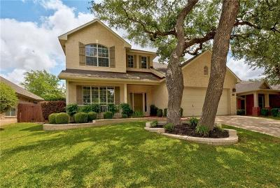 Round Rock Single Family Home Pending - Taking Backups: 3821 Vallarta Ln