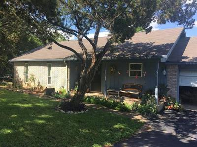 San Marcos Single Family Home For Sale: 118 Hunter Rdg