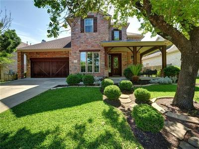 Travis County, Williamson County Single Family Home For Sale: 6805 Walebridge Ln