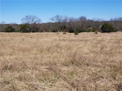 Bertram TX Residential Lots & Land For Sale: $68,800