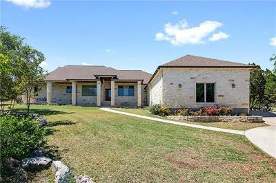 Burnet County Single Family Home For Sale: 330 Juniper Trl